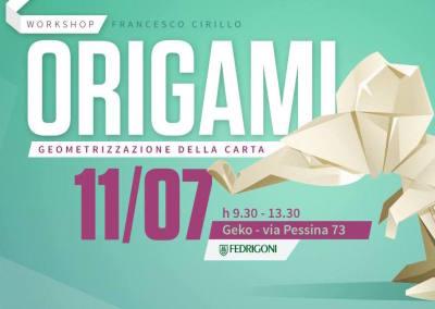 Workshop di origami