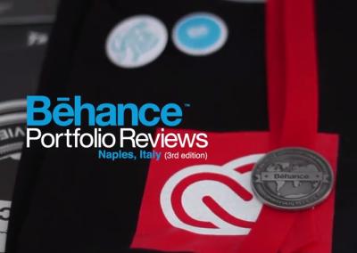 Behance Portfolio Reviews #3
