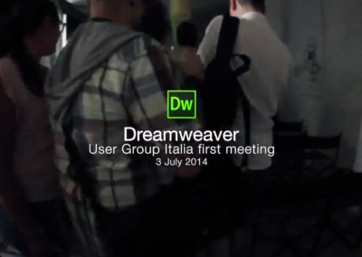 DWugit | Dreamweaver User Group First Meeting
