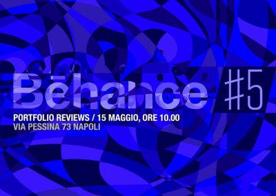 Behance Portfolio Reviews #5