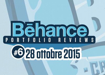 Behance Portfolio Reviews #6