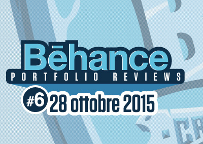 Behance Portfolio Reviews #6
