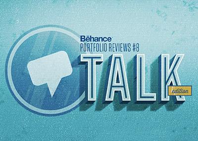 Behance Portfolio Reviews #8