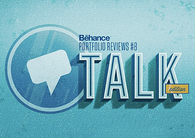 Behance Portfolio Reviews #8